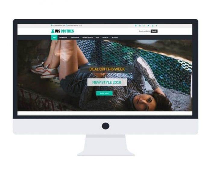 afzoneha com ws clothes - افزونه ها | طراحی سایت آسان