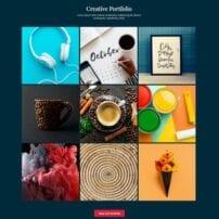 قالب آماده تمپلیت کیت ARI - Agency Template Kit