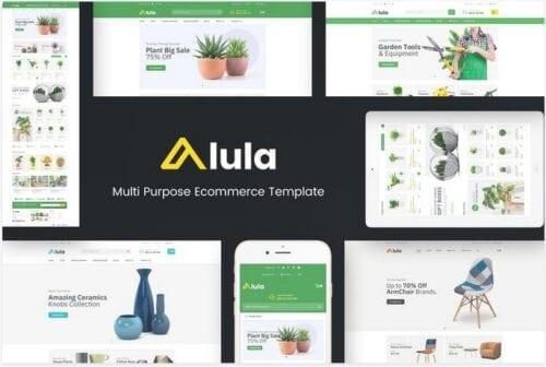 قالب فروشگاهی Alula - Multipurpose OpenCart Theme