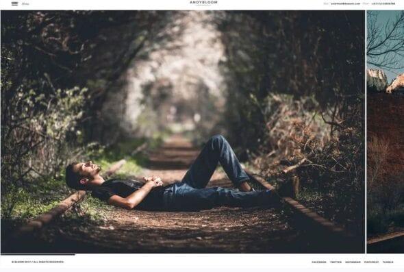 Bloom - Photography / Portfolio WordPress Theme