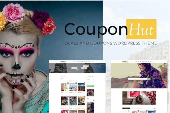 CouponHut - Coupons & Deals Theme