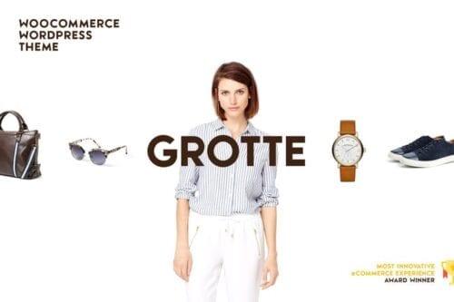 قالب وردپرس فروشگاه Grotte - WooCommerce Shop Theme