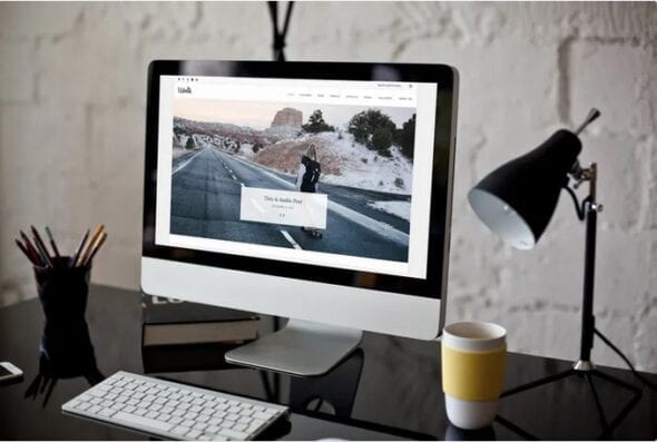 پوسته وردپرس بلاگ Lisbeth - A Lifestyle WordPress Blog Theme