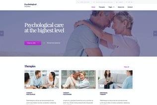 قالب وردپرس روانشناسی و مشاوره Psychology - Psychological Practice WP Theme