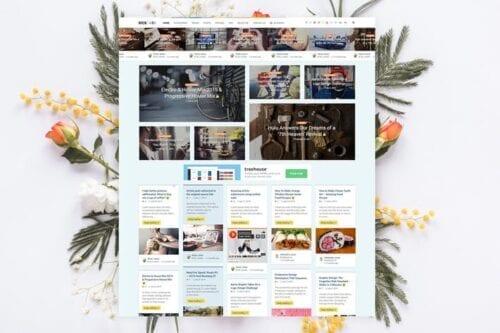قالب وردپرس مدیریت کاربر KICKCUBE - Membership & User Content Sharing Theme
