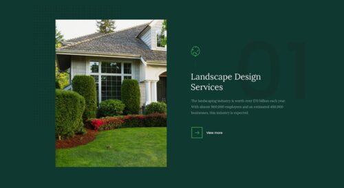 قالب وردپرس خدمات باغبانی Grasshopper - Landscape Desig| Gardening Services