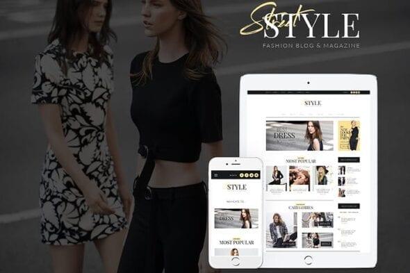 قالب وردپرس بلاگ و مجله Street Style