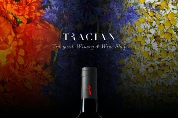 پوسته وردپرس تجاری Tracian - Wine WordPress Theme