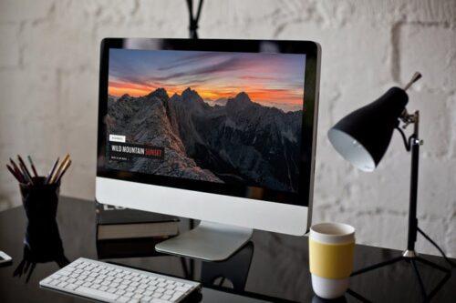 پوسته وردپرس عکاسی Dreamscape - A WordPress Photography Blog Theme
