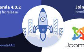 جوملای 4.0.2 منتشر شد
